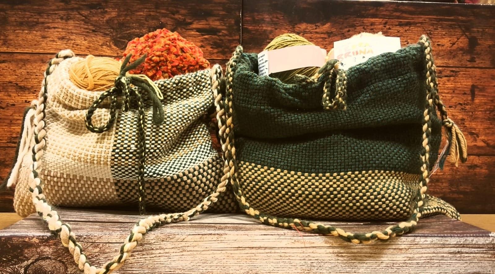 Borsa in lana Image