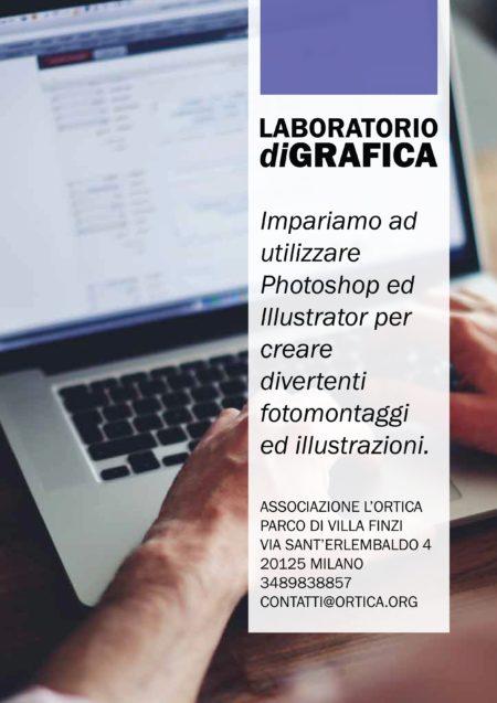 LABORATORIO DI GRAFICA